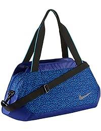 Nike Legend Club - Print - Bolsa de entrenamiento para mujer, color azul, talla única