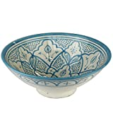 Casa Moro Marokkanische Keramik Schüssel Schale KS51 orientalische Keramikschüssel