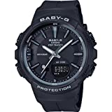 BABY-G Damen-Armbanduhr BGS-100SC-1AER
