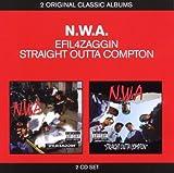 Straight Outta Compton / Efil4Zaggin by N.W.A. (2011-07-05)
