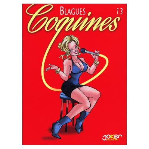 Blagues Coquines, tome 13