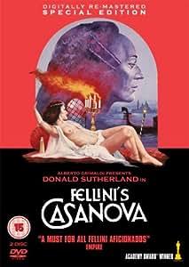 Fellini's Casanova [DVD]