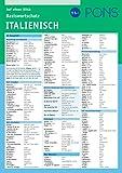 PONS Basiswortschatz Italienisch auf einen Blick