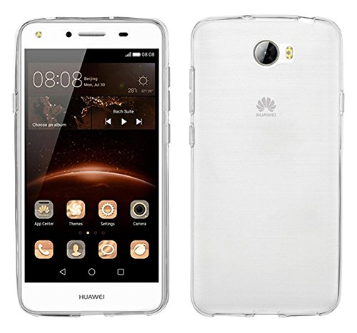 tbocr-huawei-y5ii-y5-2-clear-ultra-thin-tpu-silicone-gel-case-cover-soft-jelly-rubber-skin