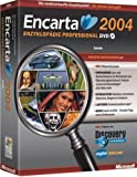 Microsoft Encarta Enzyklopädie Professional 2004 DVD