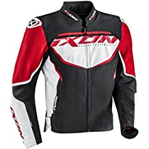 JONET Tejido DE Hombre IXON Sprinter Impermeable Black-White-Red Talla XL