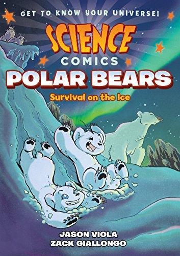 Descargar Epub Science Comics: Polar Bears: Survival on the Ice