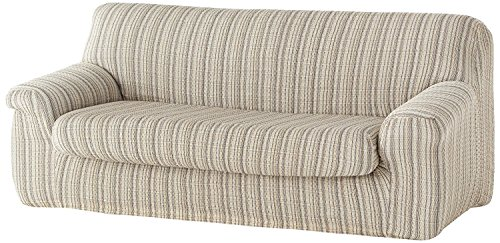 Martina Home FSD3PMEJBE - Funda para Sofá de 3 Plazas , color Beige