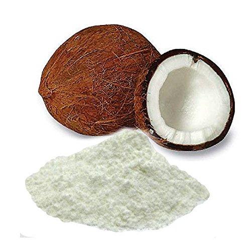 TOP OP - Poudre de Noix de Coco - Pour préparer le Gommage Naturel - Pour le Visage, le Corps et les Cheveux - Peau lisse et éclatante - 250 gr