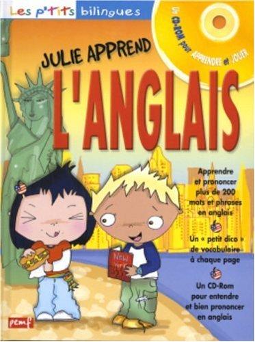 Julie apprend l'anglais (1Cédérom) par Sue Finnie