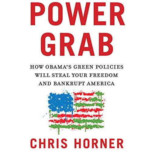 Power Grab  Audiolibri