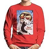Original Stormtrooper Fear and Trooping in Las Vegas Men's Sweatshirt