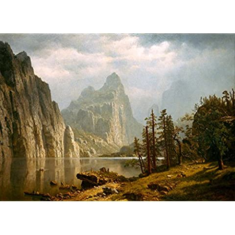 Stampa artistica / Poster: Albert Bierstadt