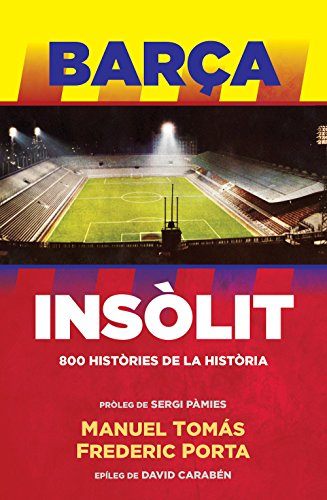 Barça Insólito. Catalán (Córner)