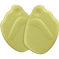 Zwei Paare bequemer Schuh Kissen Anti-Rutsch-Pads Heel Innensohle-S preisvergleich bei billige-tabletten.eu