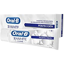 Oral-B 3D White Luxe Perfección, Pasta Dentífrica -75 ml