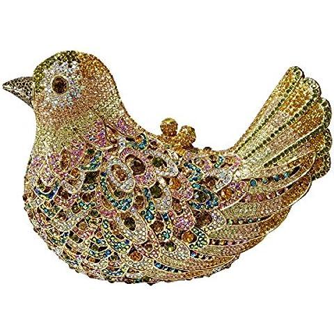 Uccello diamanti YINGZU borse e borse per
