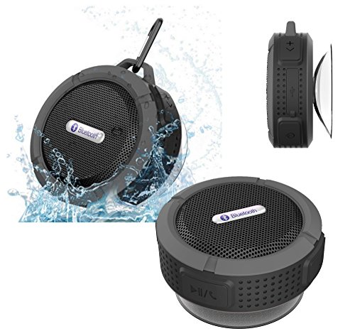 Bluetooth Lautsprecher tragbarer waterproof wireless BT Speaker Outdoor Wasserdicht Camping