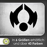 hauptsachebeklebt Alte Republik Wandtattoo in 6 Größen - Wandaufkleber Wall Sticker