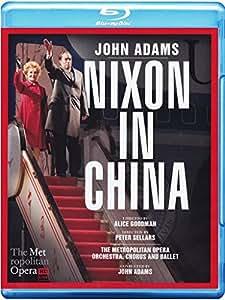 John Adams: Nixon in China [Blu-ray] [2011] [DVD] [2013]