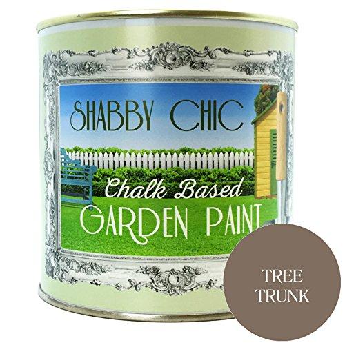tree-trunk-brown-shabby-chic-chalk-based-garden-paint-1-litre