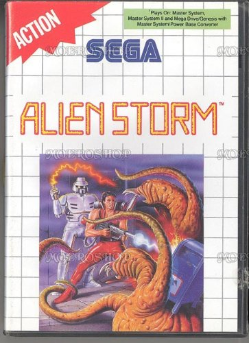 Alien storm - PAL
