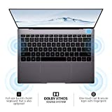 Huawei Matebook X PRO 13.89-Inch Laptop - (Grey) (Intel i7-8550U Processor, 16 GB RAM, 512 GB SDD, Geforce MX150 Graphics, Windows 10 Home)