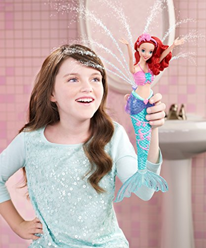 Mattel Disney Princess Water Show Ariel Fashion Doll