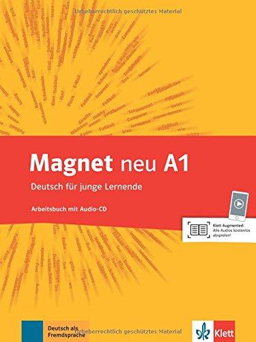 Magnet neu a1, libro de ejercicios + cd por Stefan Zweig