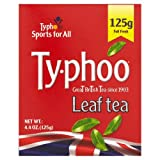 Typhoo Loose Leaf Tea, 125g