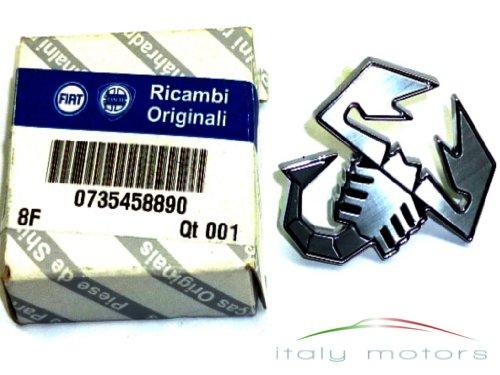 original-fiat-500-abarth-emblema-salpicadero-escorpion-735458890