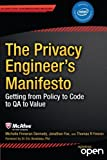 """It's our thesis that privacy will be an integral part of the next wave in the technology revolution and that innovators who are emphasizing privacy as an integral part of the product life cycle are on the right track."" --The authors of The Privacy E..."