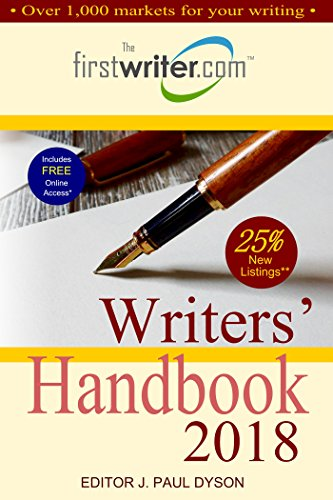 Writers' Handbook 2018 by [Dyson, J. Paul]