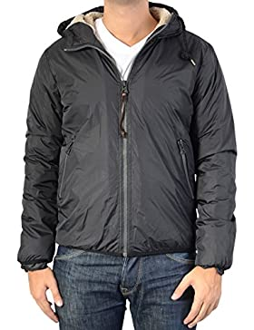 Abajo chaqueta Capucha Trez M36655 GIGHEN3-2007 208 Negro