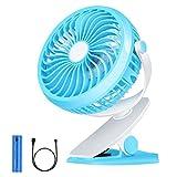 Die besten GENERIC Wahl Schreibtische - Clip auf Fan, Mini USB Clip Schreibtisch Ventilator Bewertungen