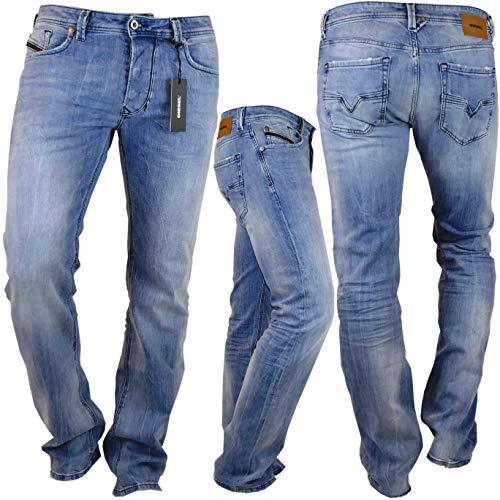 Diesel Herren Jeans Larkee-Beex 081AL Regular Tapered