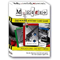 Murdero - The Murder Mystery Card Game