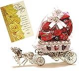 #7: Skylofts Beautiful Horse Chocolate Gift with birthday card