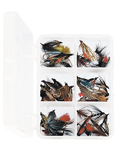 Behr Nassfliegen-Sortiment in KunststoffboxInhalt 30 Stück
