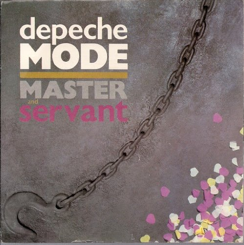 Master and servant / (Set me free) Remotivate me 45 t 7 ""