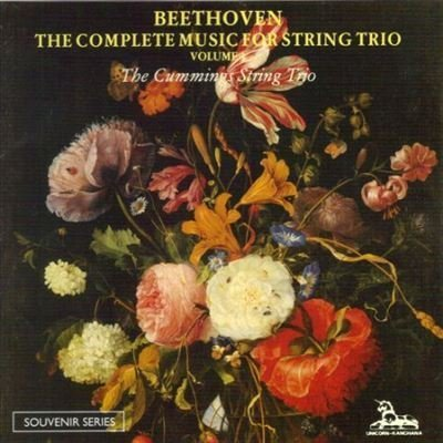 String Trios 1 & 2 by Beethoven -