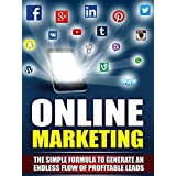 Business: Online Marketing: Simple Formula To Generate An Endless Flow Of Profitable Leads (Email Marketing Internet Marketing Online Business) (Marketing Business Lead Generation) (English Edition)