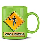 SQUASH CROSSING 2226(Grün)