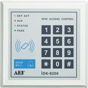 Serrure à code en saillie iDK-8206