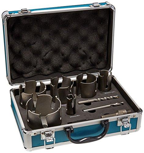 Makita D-51297 Lochsägen-Set, 1 W, 1 V, weiß