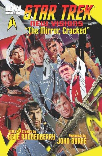 Star Trek: The Mirror, Cracked