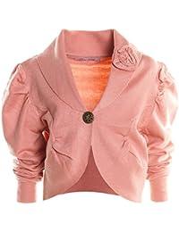 BEZLIT - Blazer - Camisa - Rayas - Cuello redondo - Manga Larga - para niña