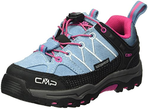 Cmp Rigel - Chaussures De Trekking Et De Marche Unisexes - Kids Turquoise (türkis (niagara L639))
