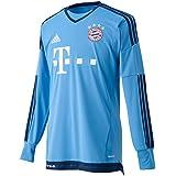 adidas Herren Langarm Torwart-heimtrikot FC Bayern München Replica