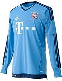 Adidas FC Bayern München Replica Heim Torwart - Camiseta de equipación de fútbol ...